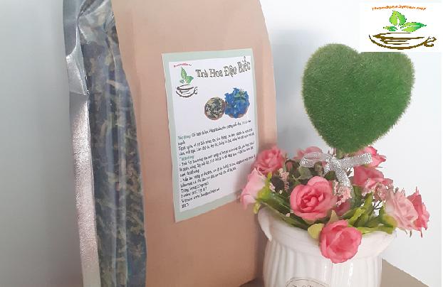 Hoa đậu biếc khô