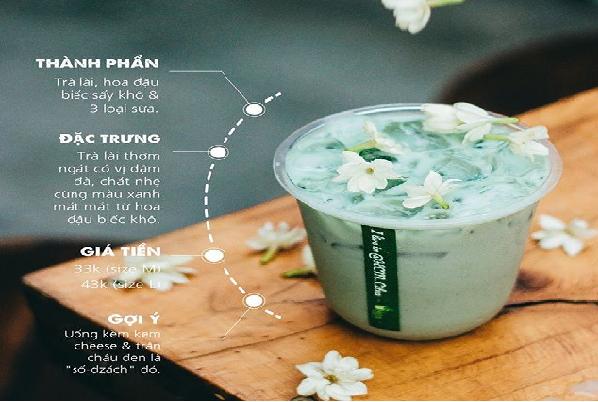 Cách sử dụng trà hoa đậu biếc