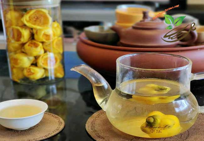Cách sử dụng trà hoa vàng