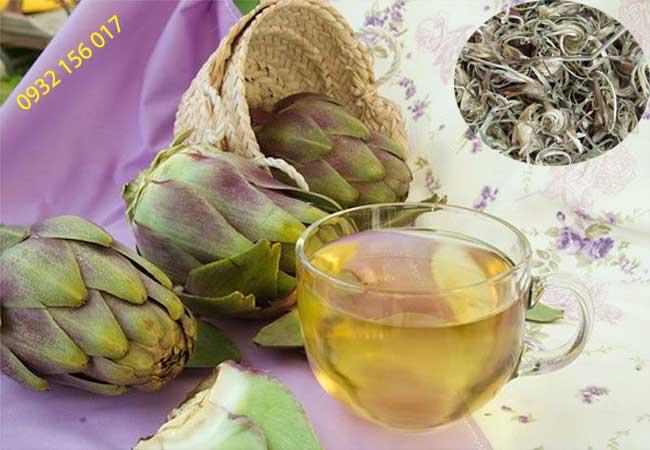 Tác dụng của hoa atiso đà lạt