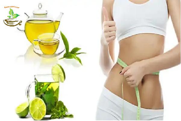 Tác dụng của trà thảo mộc giảm cân