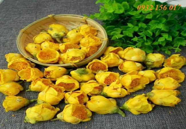 Trà hoa vàng khô